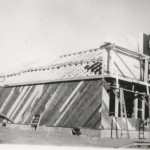 The new Foster's General Strore under construction.