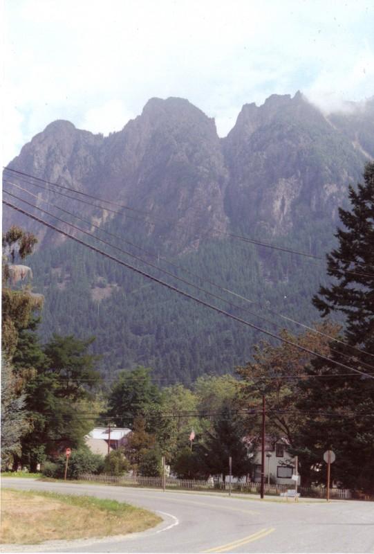 Mount Josiah, North Bend WA