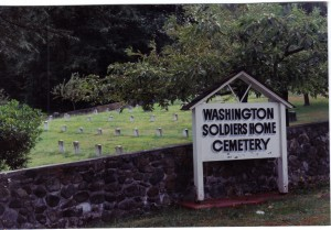 State Soldiers Home Cemetery, Orting WA